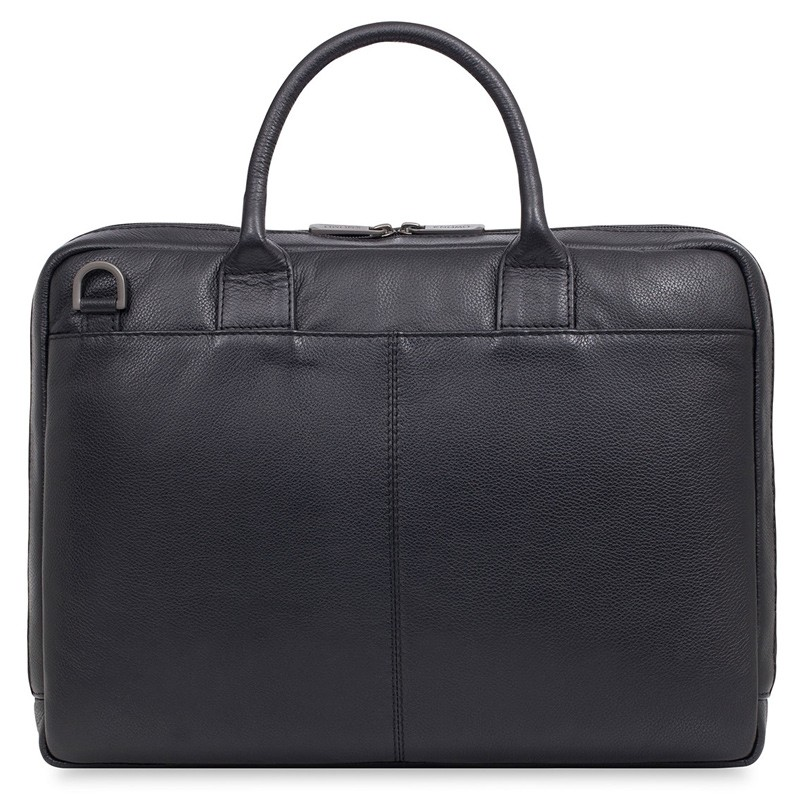 Knomo - Barbican Foster 14 inch Laptoptas Black 07