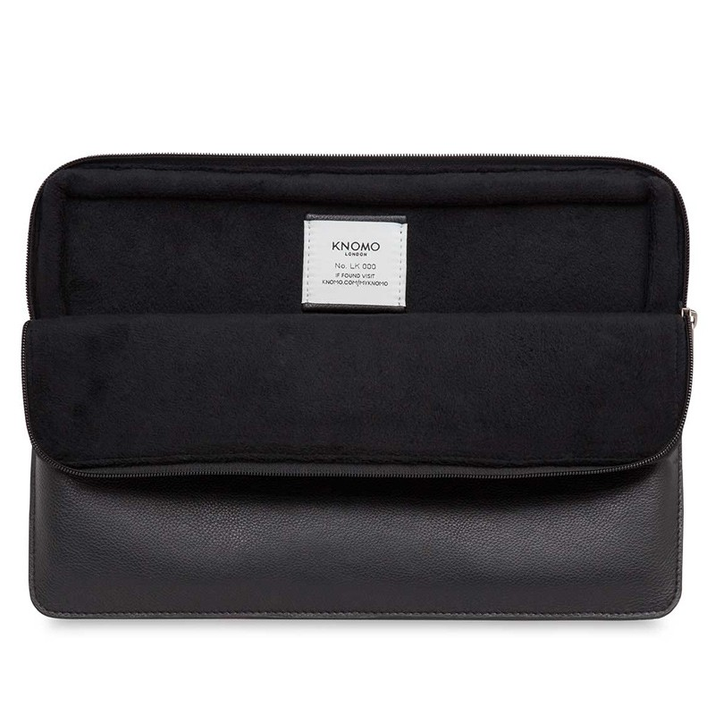 Knomo - Barbican Sleeve 13 inch Black 04
