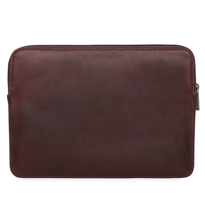 Knomo - Barbican Sleeve 13 inch Brown 06