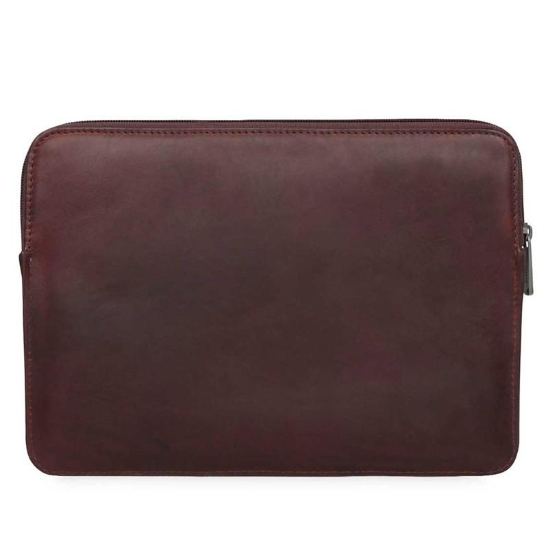 Knomo - Barbican Sleeve 15 inch Brown 06