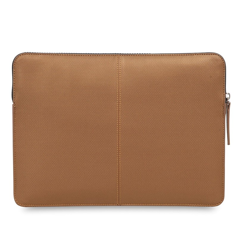Knomo - Embossed Laptop Sleeve 13 inch Bronze 06