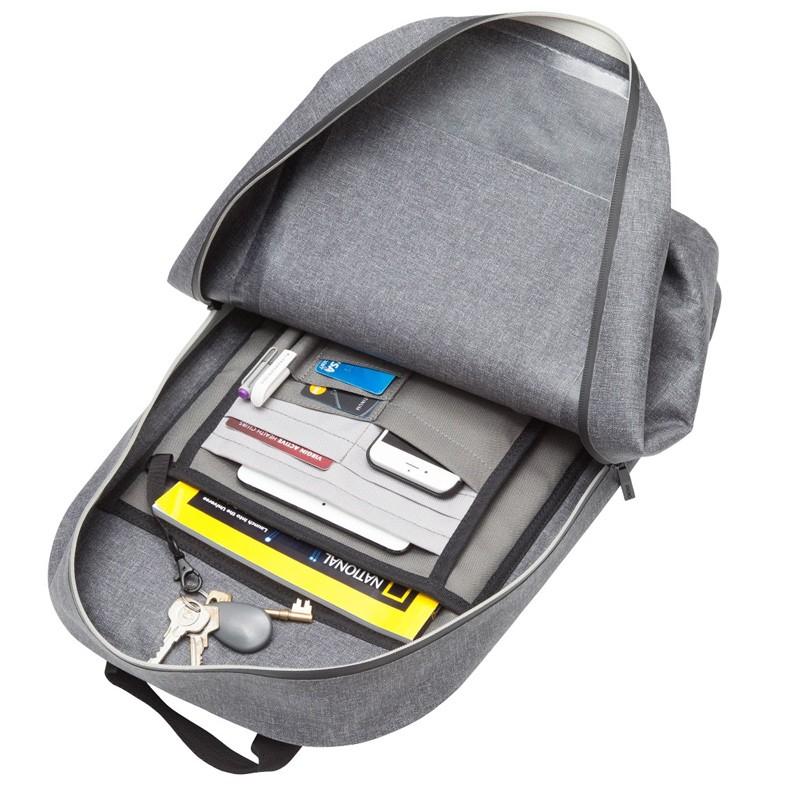 Knomo - Harpsden 14 inch Laptoprugzak Grey 05