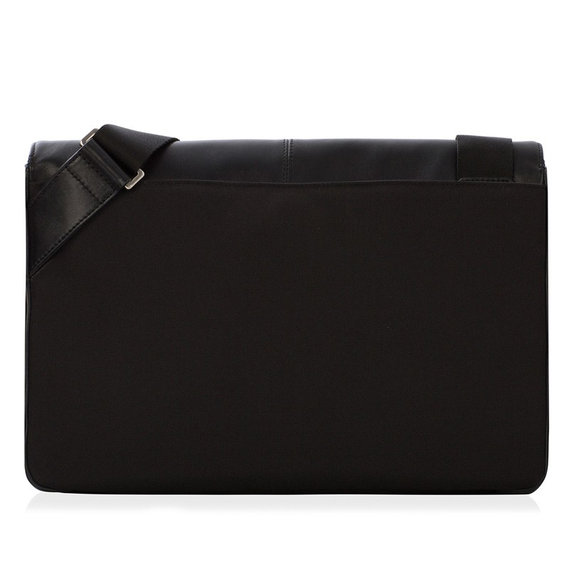 Knomo - Kinsale 13 inch Laptop Messenger Black 06