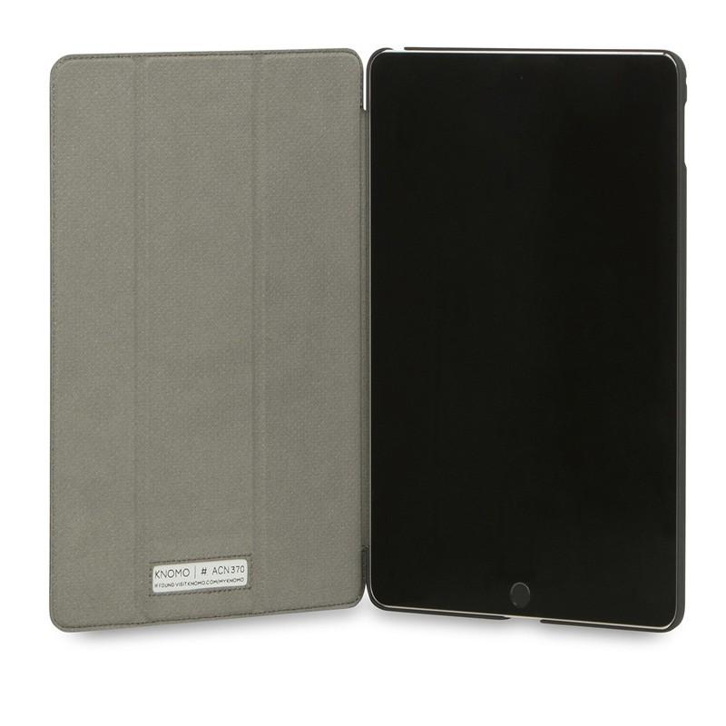 Knomo - Leather Folio iPad Pro 9,7 inch Black 04