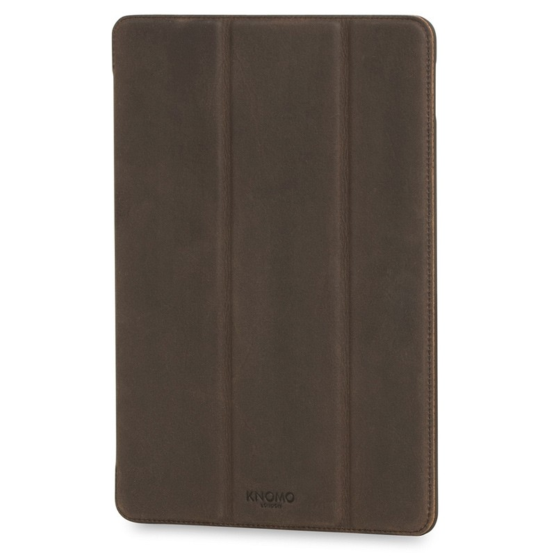 Knomo - Leather Folio iPad Pro 9,7 inch Brown 02