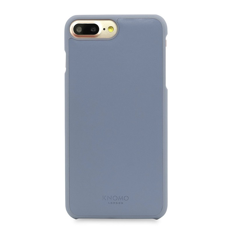 Knomo Leather Snap On Hoes iPhone 7 Plus Lido Purple 02
