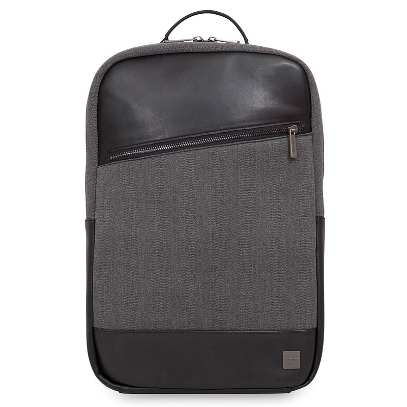 Knomo - Southampton 15 inch Laptoprugzak Charcoal 01