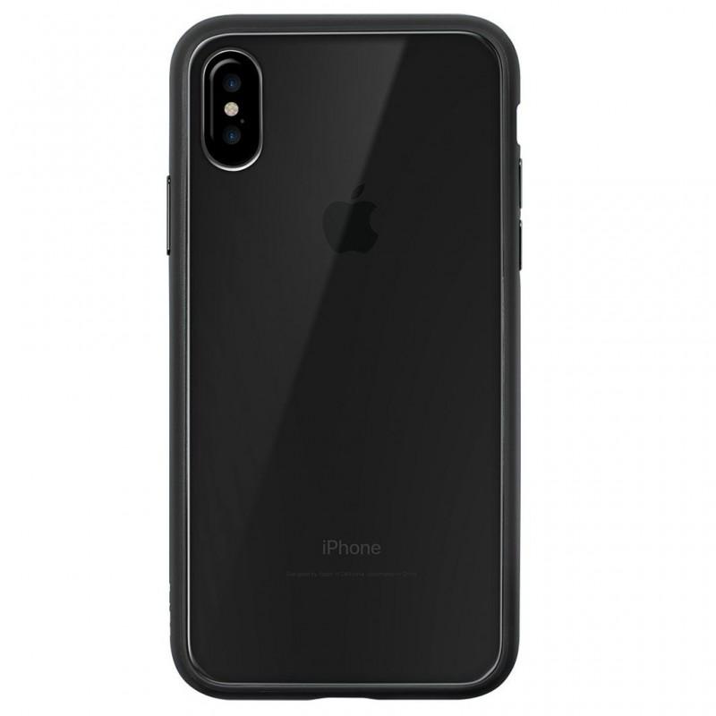 LAUT Accents iPhone X/Xs Black/Clear - 2