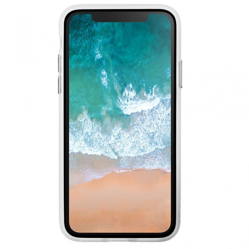 LAUT Accents iPhone X/Xs Crystal/Clear - 3