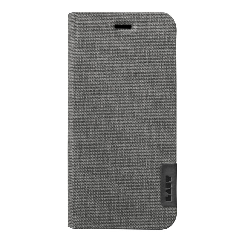 LAUT Apex Knit iPhone 7 Granite Grey 04