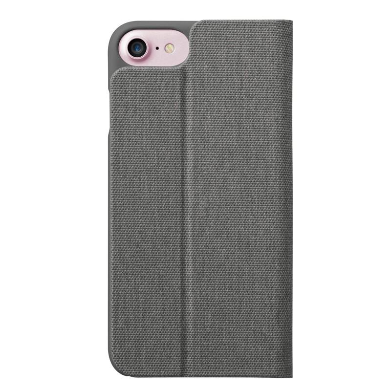 LAUT Apex Knit iPhone 7 Granite Grey 05