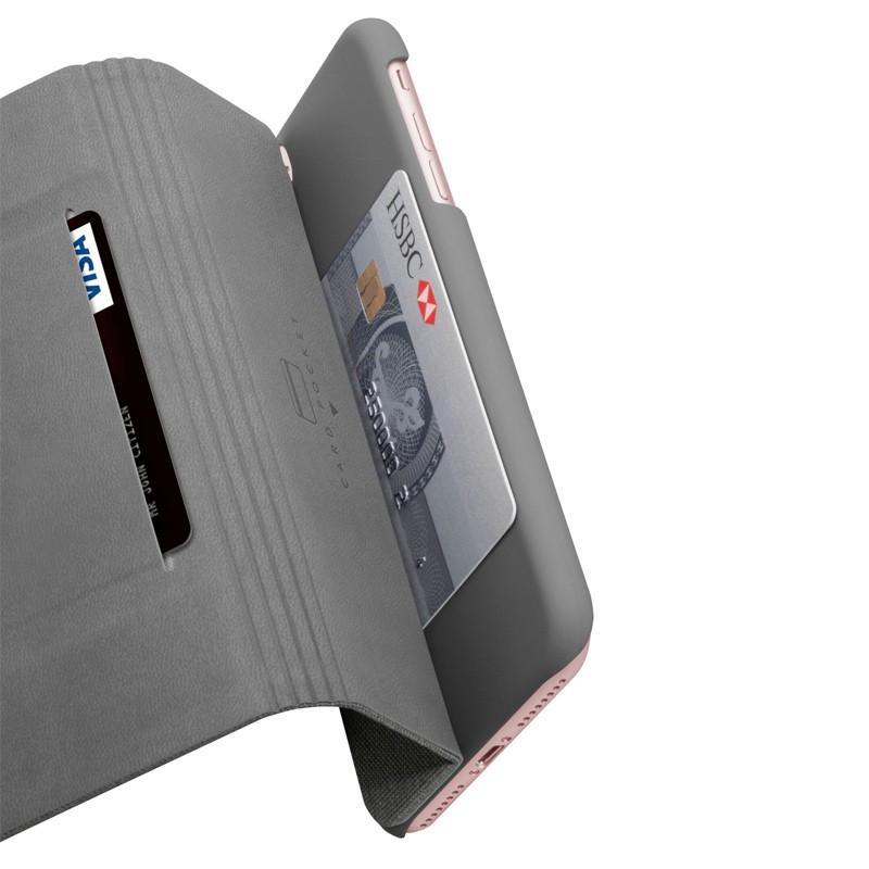 LAUT Apex Knit iPhone 7 Granite Grey 09