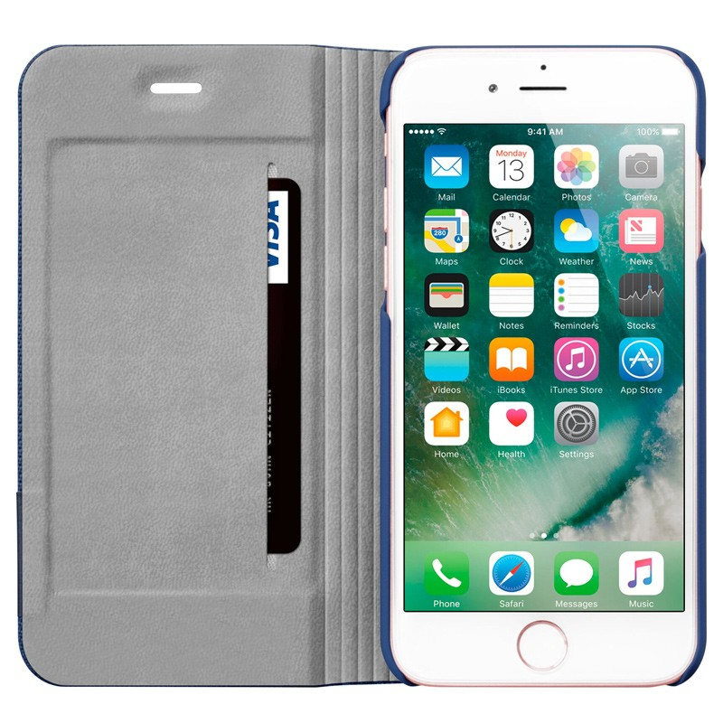 LAUT Apex Knit iPhone 7 Blue 06