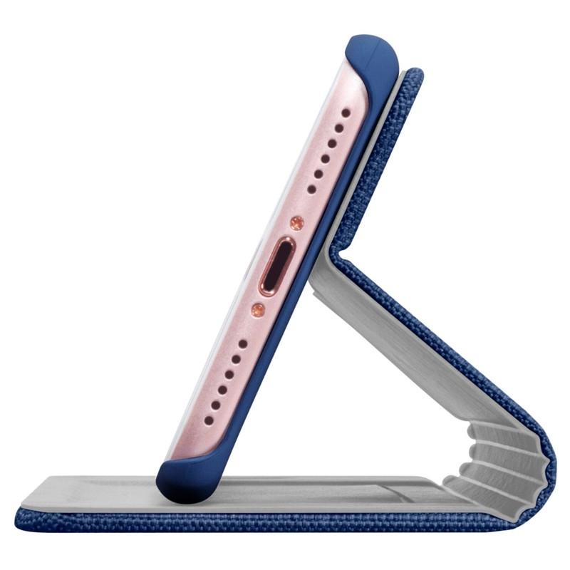 LAUT Apex Knit iPhone 7 Blue 07