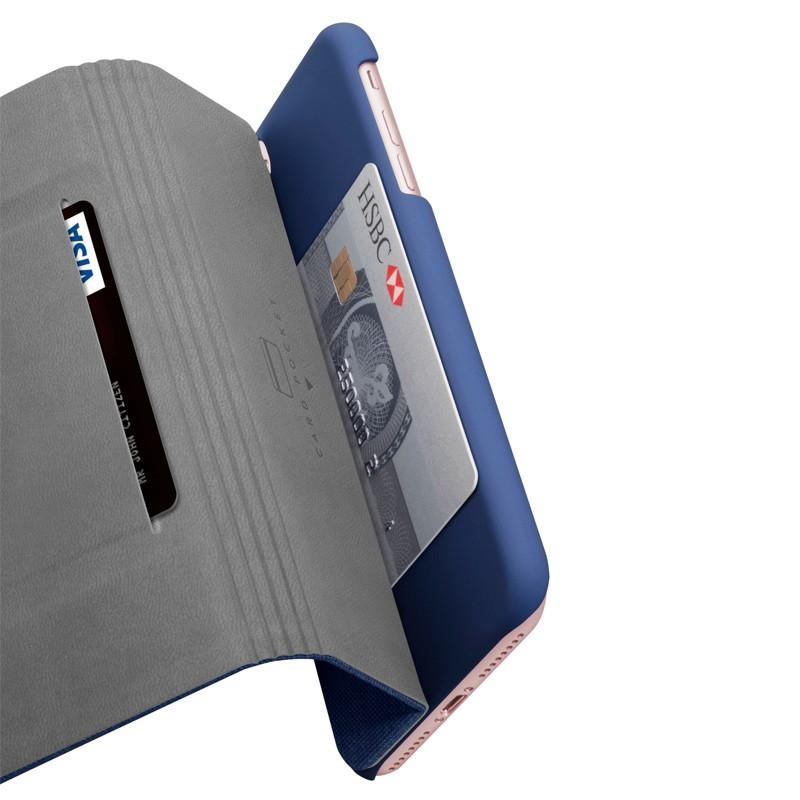 LAUT Apex Knit iPhone 7 Blue 09