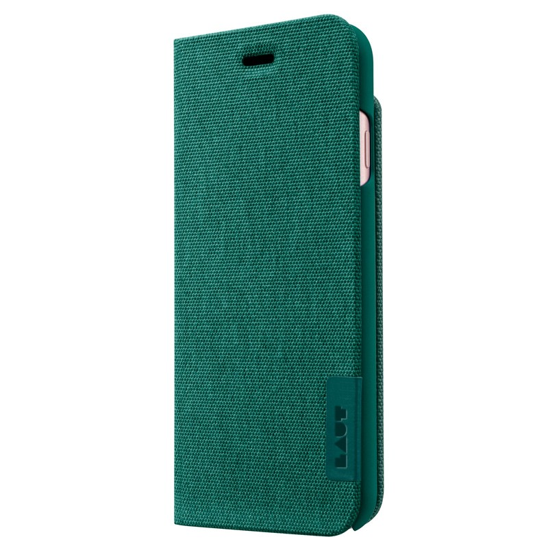 LAUT Apex Knit iPhone 7 Green 02