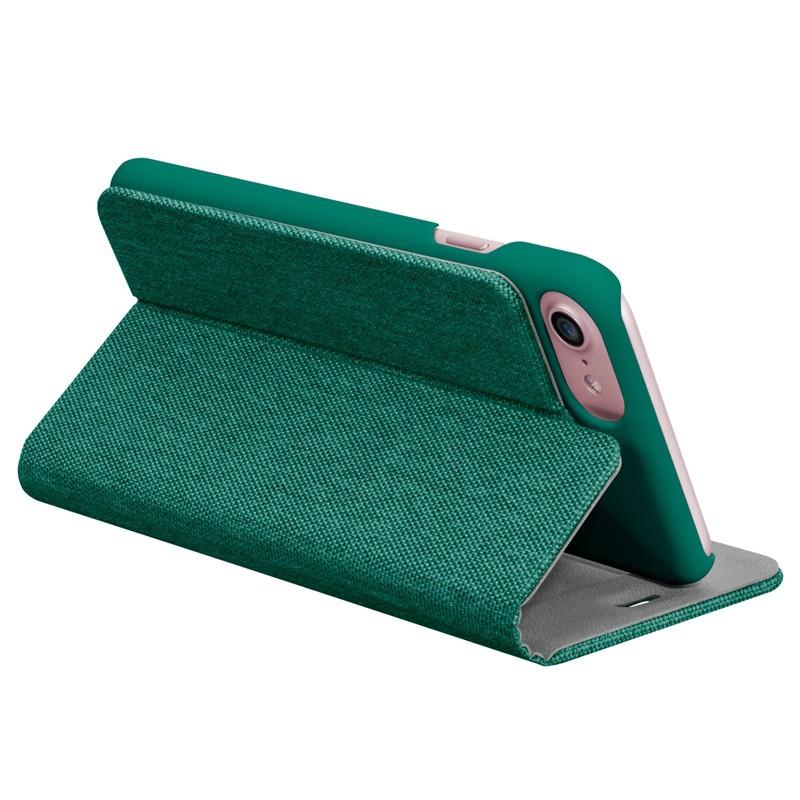 LAUT Apex Knit iPhone 7 Green 08