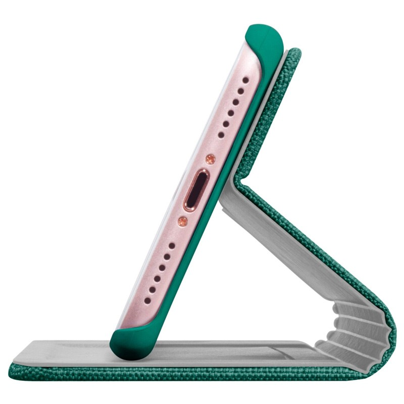 LAUT Apex Knit iPhone 7 Green 07