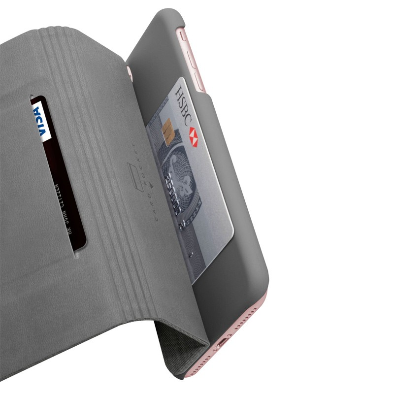LAUT Apex Knit iPhone 7 Plus Grey 09