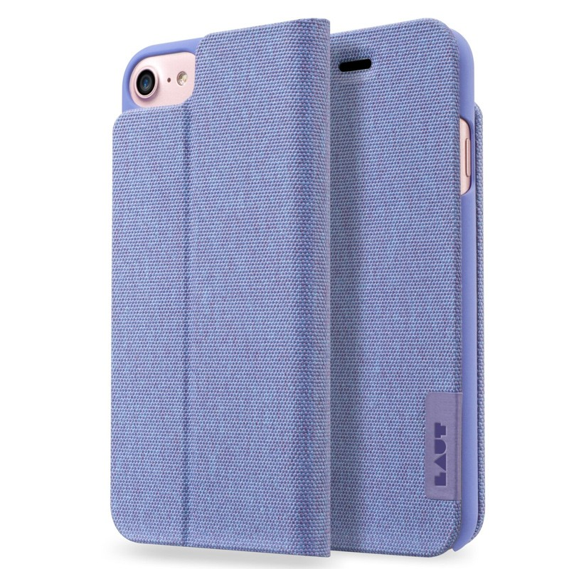LAUT Apex Knit iPhone 7 Plus Purple 01