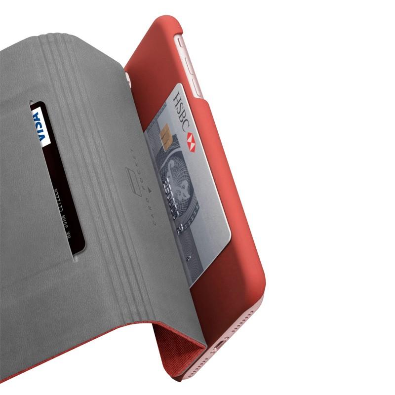 LAUT Apex Knit iPhone 7 Plus Red 09