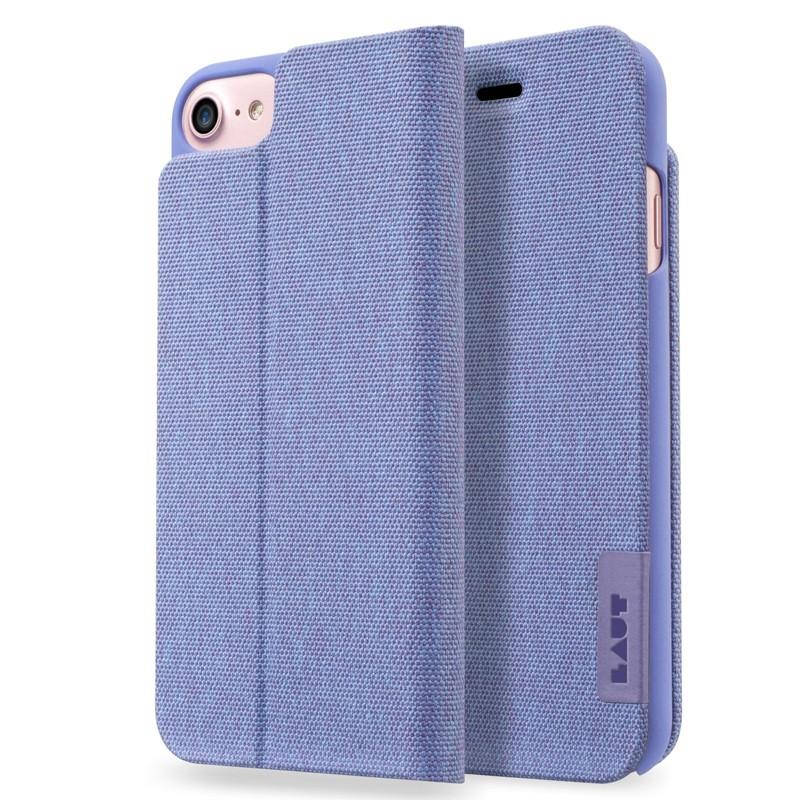 LAUT Apex Knit iPhone 7 Purple 01