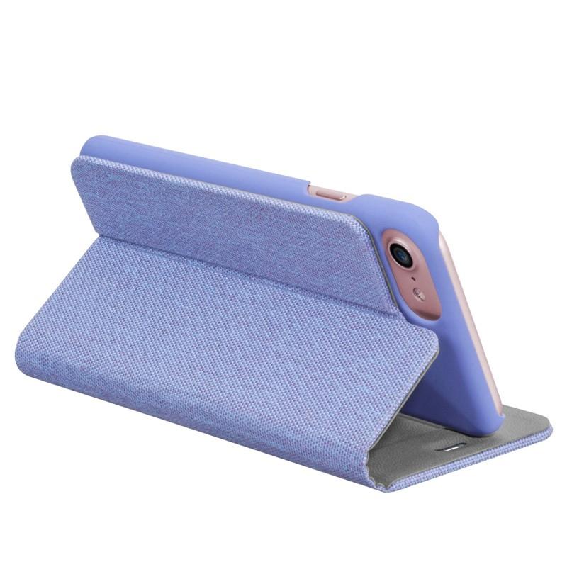 LAUT Apex Knit iPhone 7 Purple 08