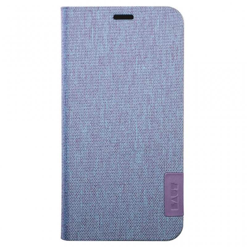 LAUT Apex Knit iPhone X/Xs Wallet Violet Purple - 2