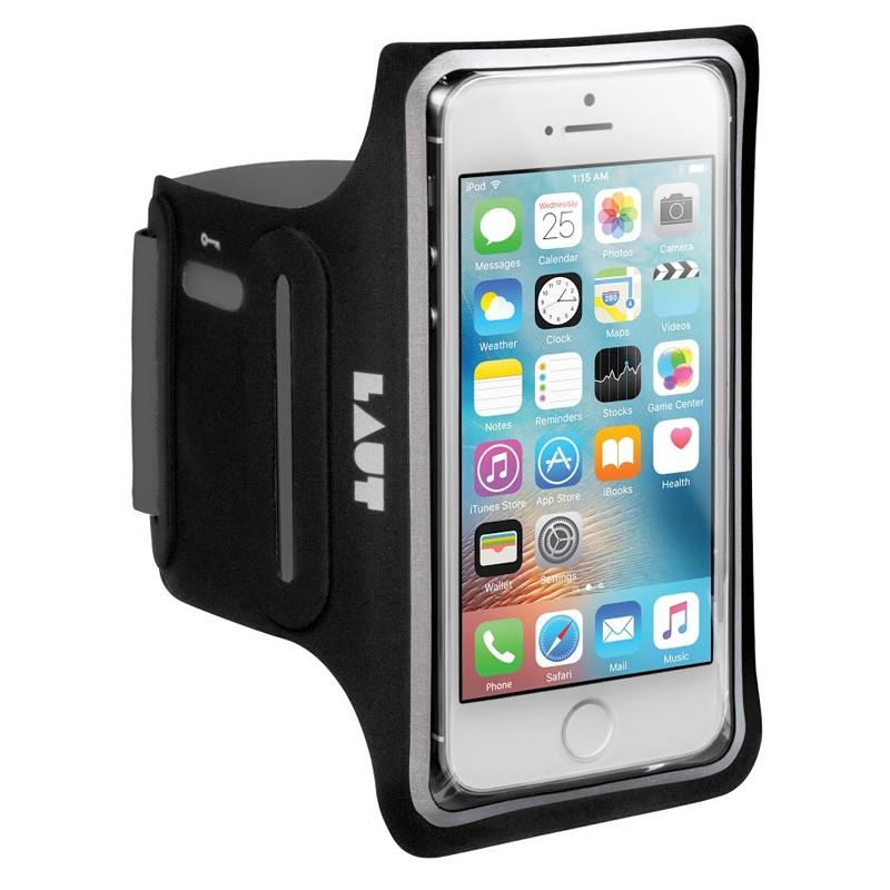 LAUT Elite-LD Sport Armband iPhone SE / 5S / 5 Black - 1