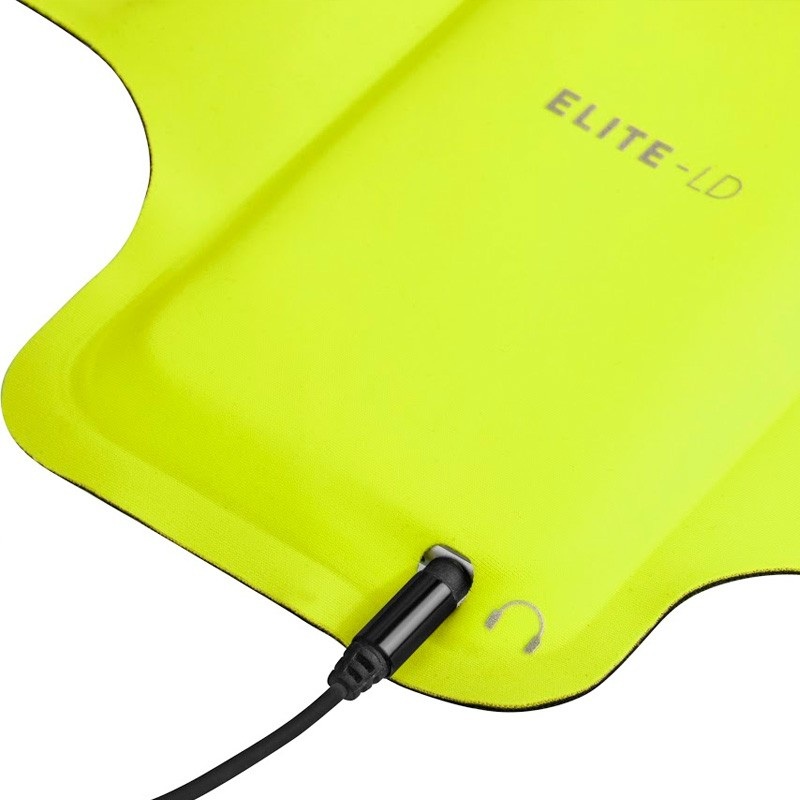 LAUT Elite-LD Sport Armband iPhone SE / 5S / 5 Yellow - 4
