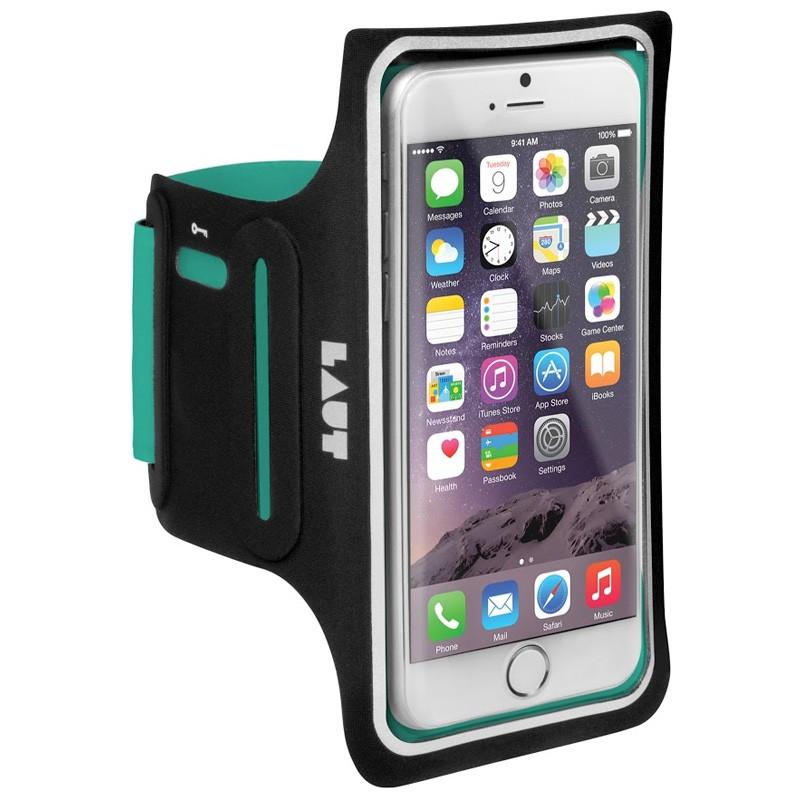 LAUT Elite-LD Sport Armband iPhone 6 / 6S Green - 1