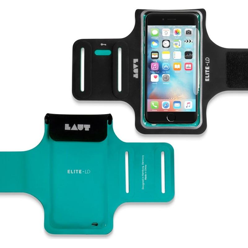 LAUT Elite-LD Sport Armband iPhone 6 / 6S Green - 2