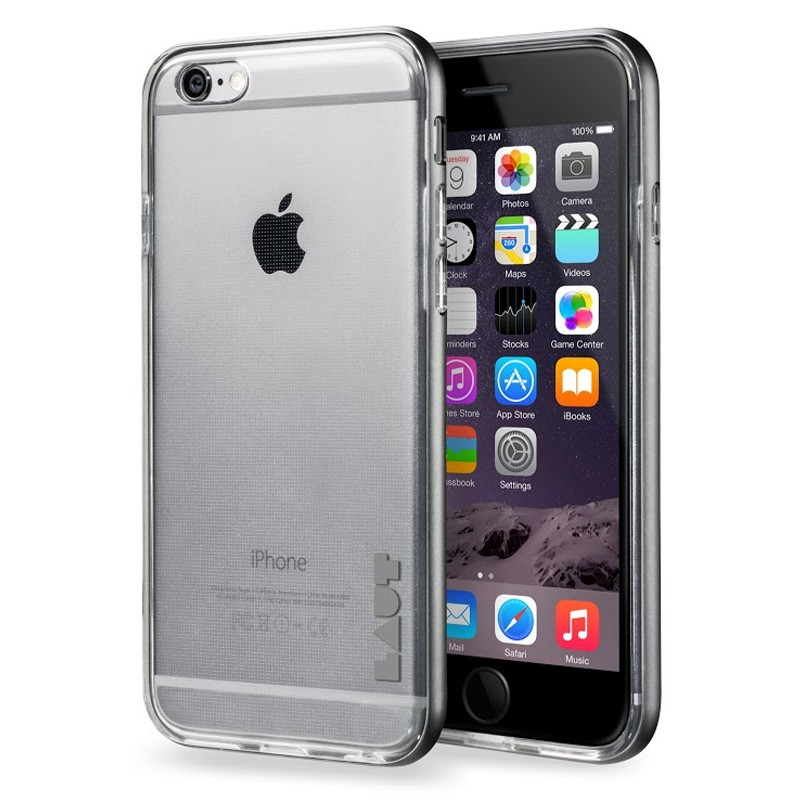 LAUT Exo Frame iPhone 6 / 6S Grey - 1