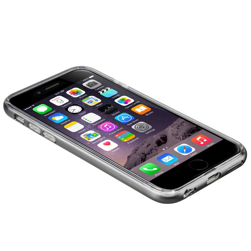 LAUT Exo Frame iPhone 6 / 6S Grey - 5