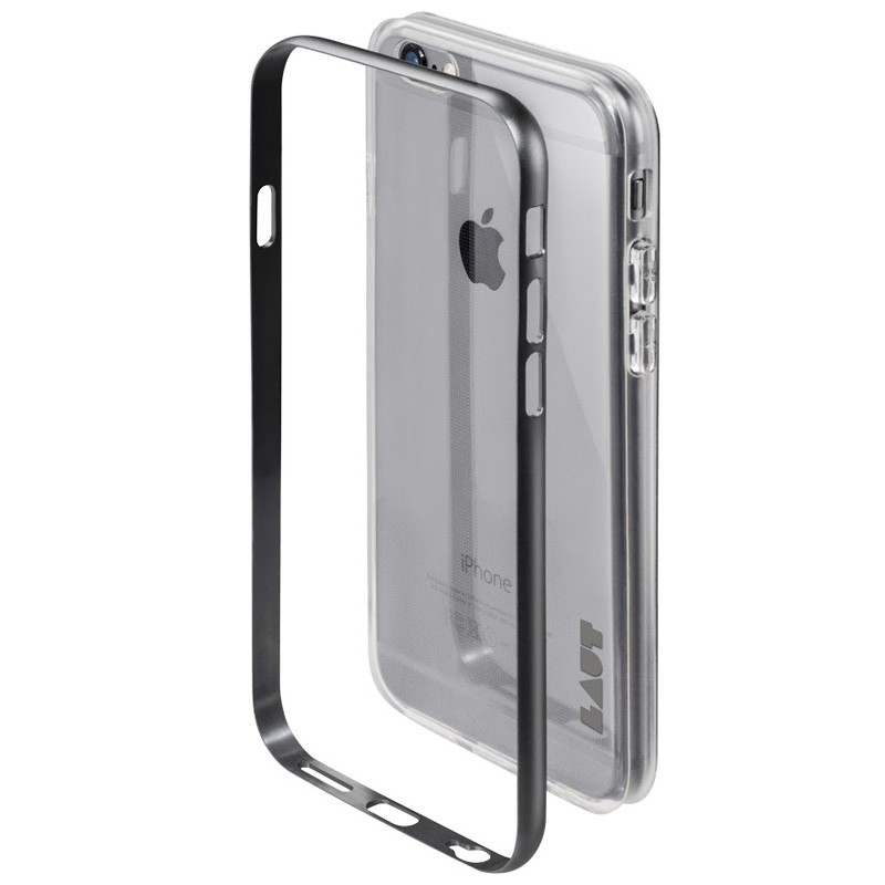 LAUT Exo Frame iPhone 6 / 6S Grey - 6