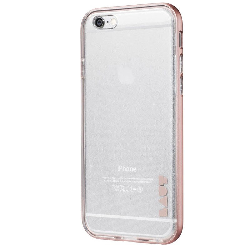 LAUT Exo Frame iPhone 6 / 6S Rose Gold - 3