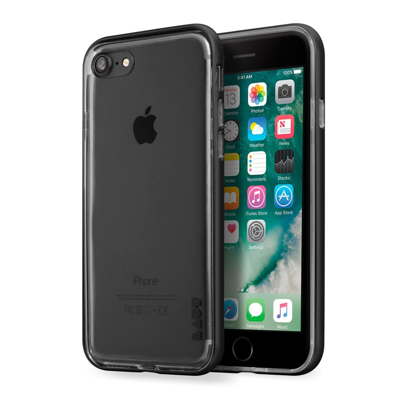 LAUT Exo Frame iPhone 7 Plus Black 01