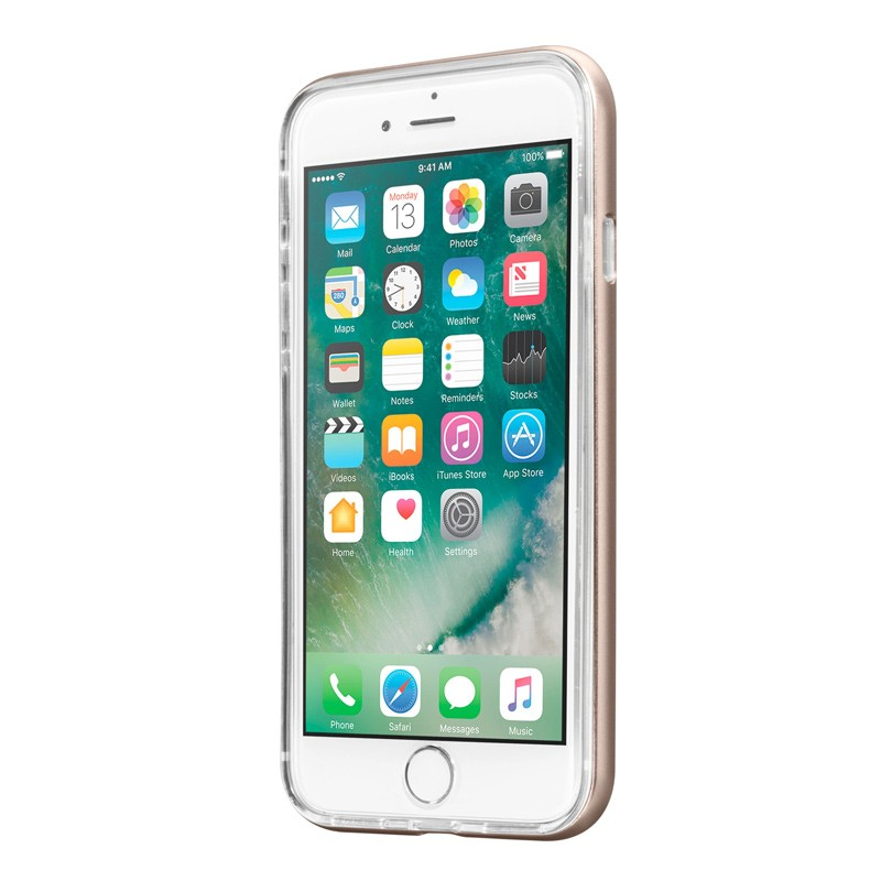 LAUT Exo Frame iPhone 7 Gold 03