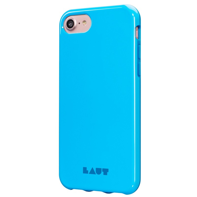 LAUT HUEX iPhone 7 Plus Blue 02