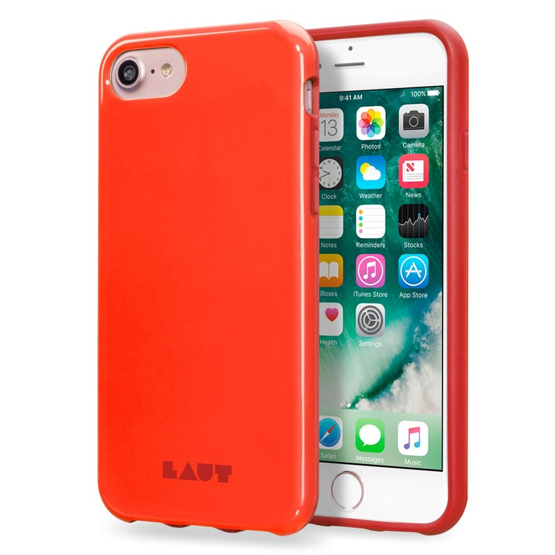 LAUT HUEX iPhone 7 Plus Red 01