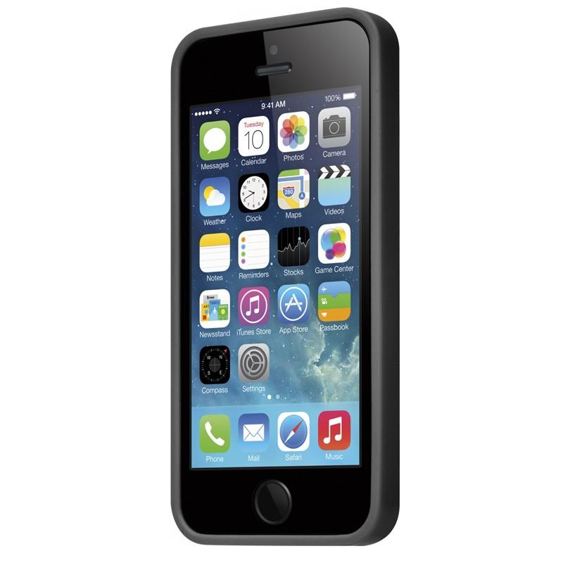 LAUT Huex iPhone SE / 5S / 5 Black - 2