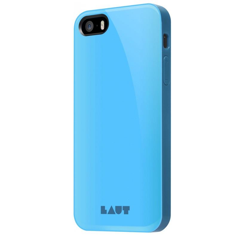 LAUT Huex iPhone SE / 5S / 5 Blue - 1