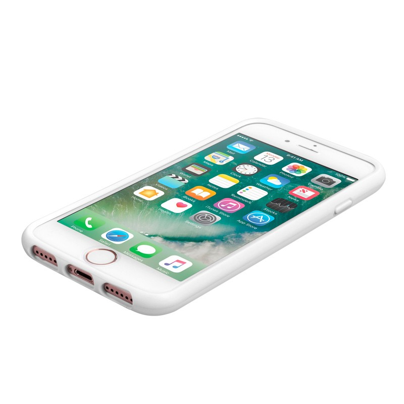 LAUT Huex Marble iPhone 7 White Marble 04