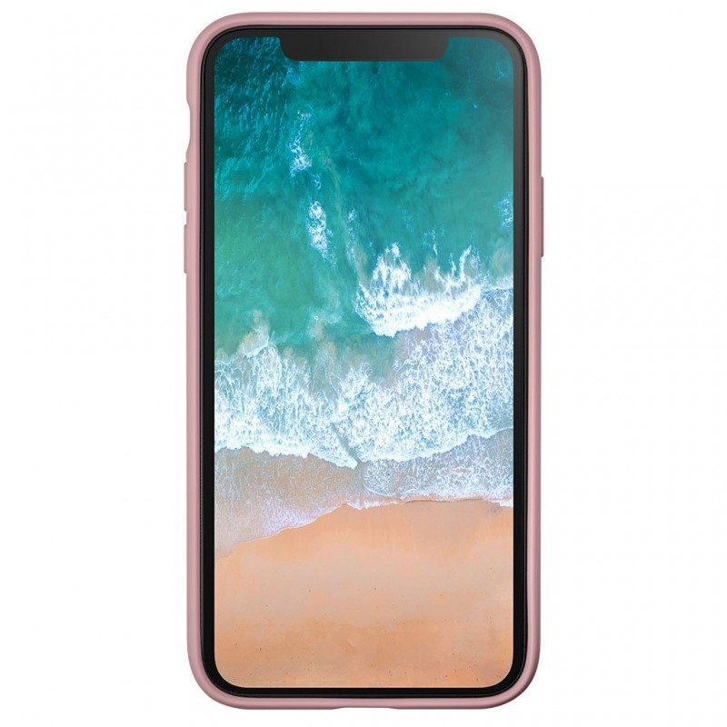 LAUT Huex Metallics iPhone X Rose Gold - 3