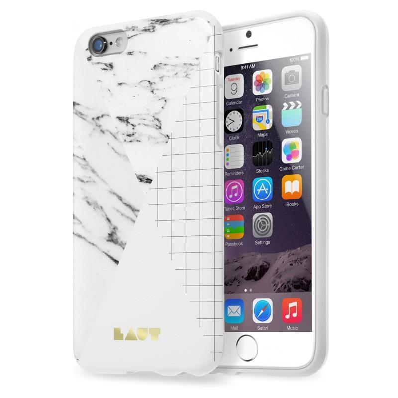 LAUT Huex iPhone SE / 5S / 5 White - 1