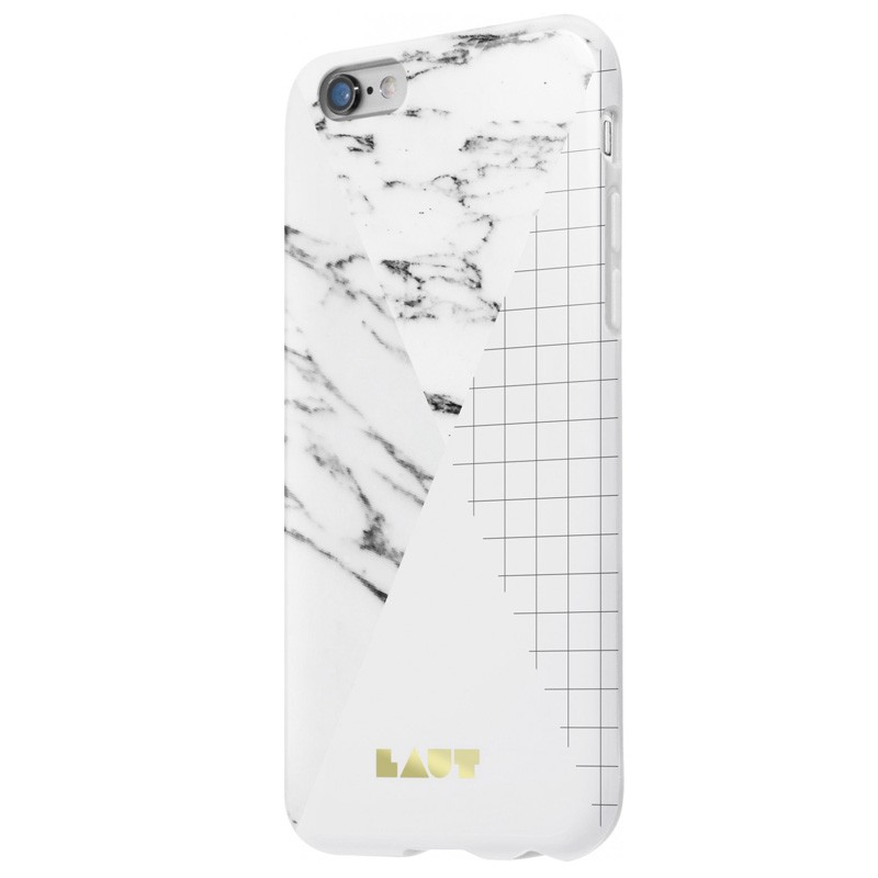 LAUT Huex iPhone SE / 5S / 5 White - 2