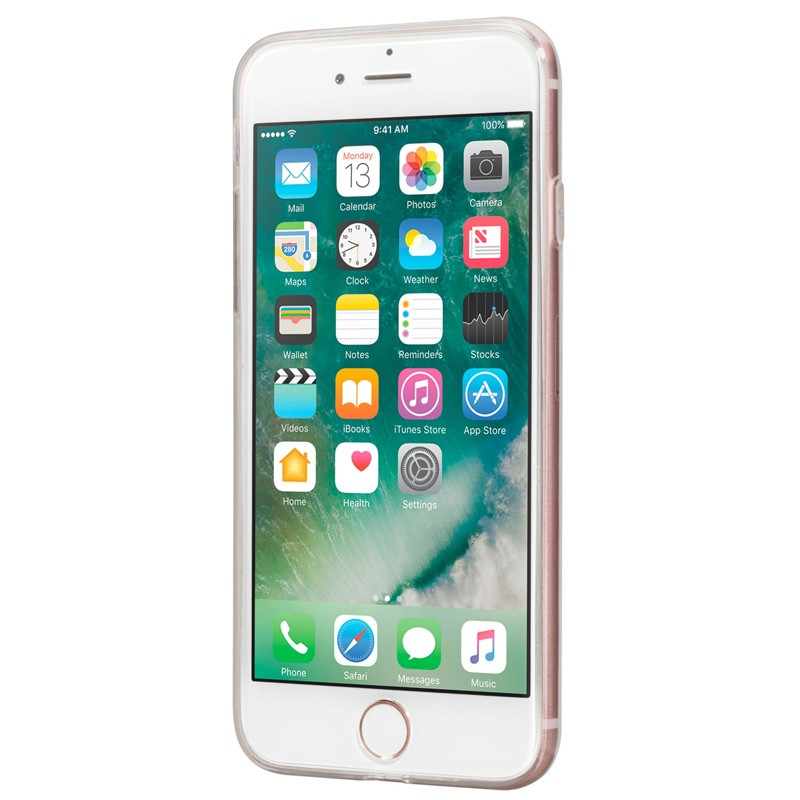 LAUT - Lume Hoesje iPhone 7 Clear 03