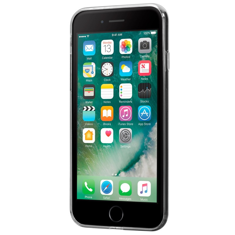 LAUT - Lume Hoesje iPhone 7 Clear 05