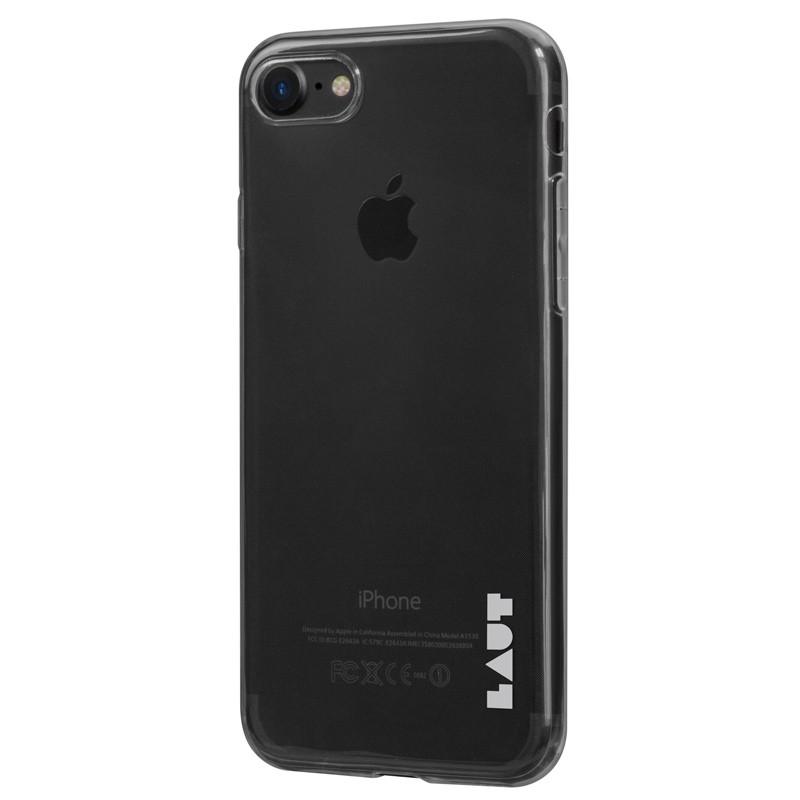 LAUT - Lume Hoesje iPhone 7 Clear 06