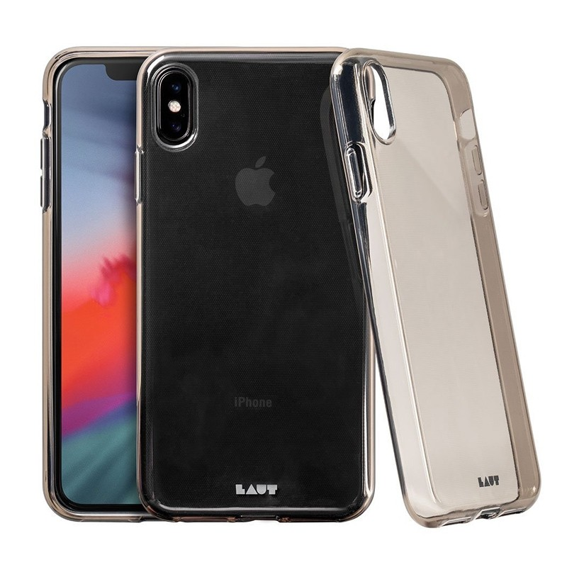 LAUT Shield iPhone XS Max Case Ultra Black 01
